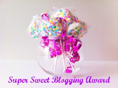 SuperSweetBloggingAward