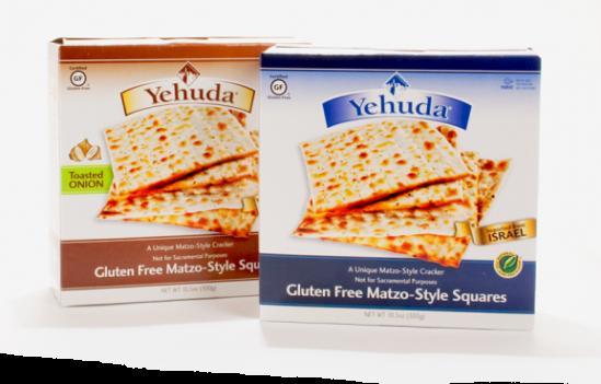 gluten-free matzo