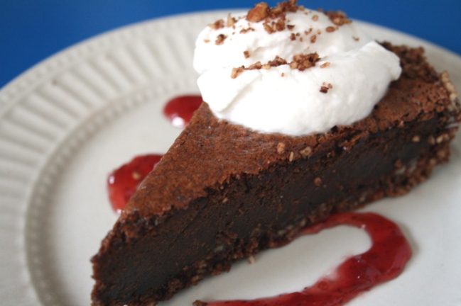 ChocolateAlmondPie1