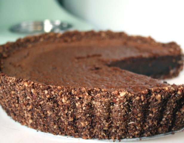 ChocolateAlmondPie5
