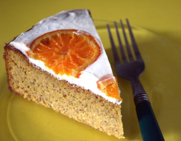 Walter Mitty's Clementine Cake | food flavor fascination